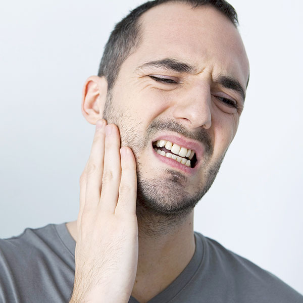 Sensitive Tooth Teratment